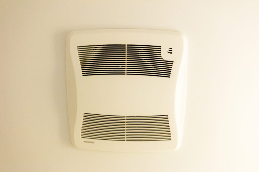 Bathroom fan in Eagle Heights.