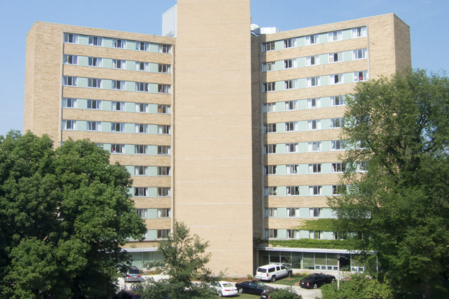 Chadbourne Residence Hall