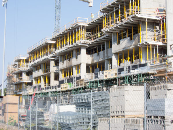 Dejope construction in 2011