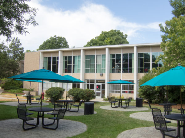 Holt center in 2011
