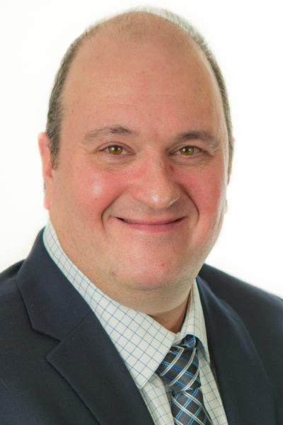 Mark Gauthier - portrait