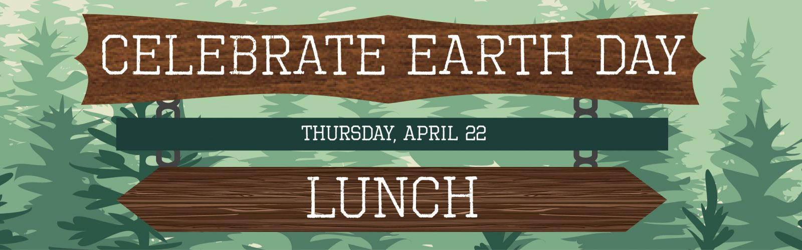 Earth Day 2021 - April 22 Lunch