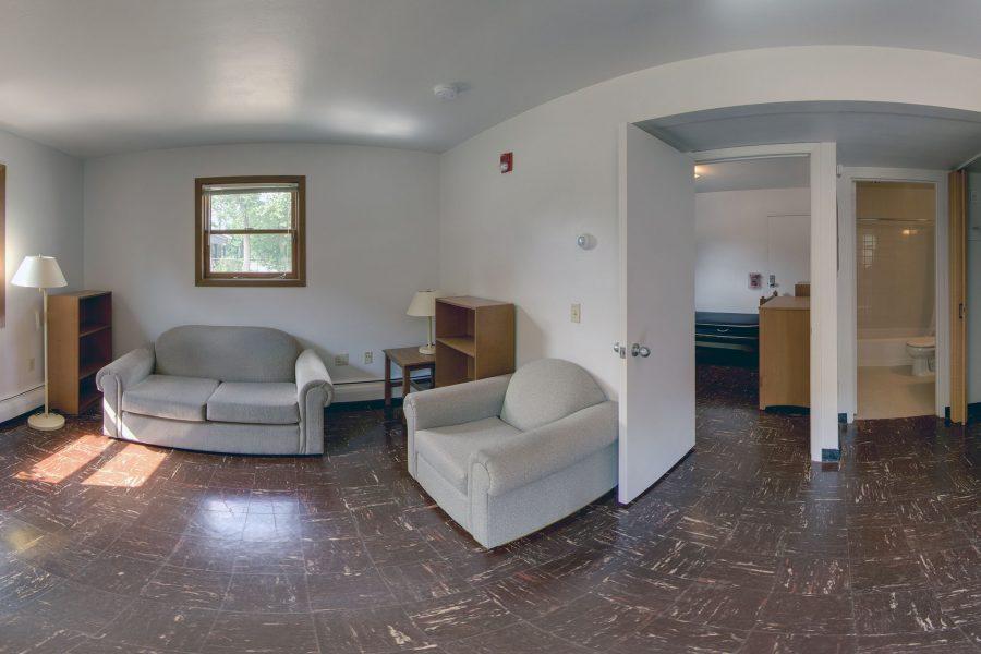 A 1-bedroom apartment in Harvey Street in 2018