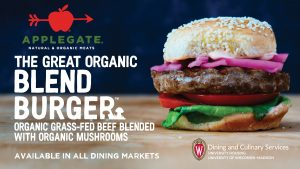 Applegate Farms Great Organic Blend Burger