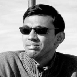 Shivaram Venkataraman portrait