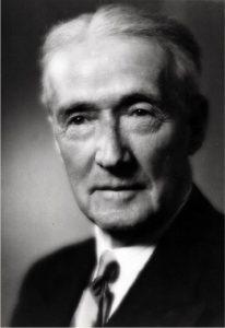 James Elsom portrait