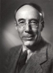 Harold C. Bradley portrait