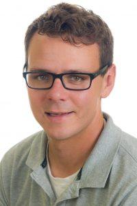 Kevin Weber Portrait