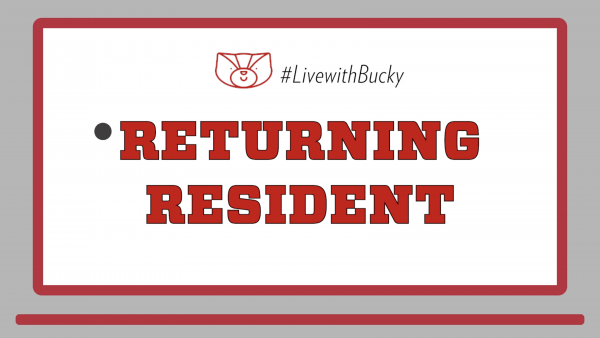 #LiveWithBucky Live Returning Resident Q & A