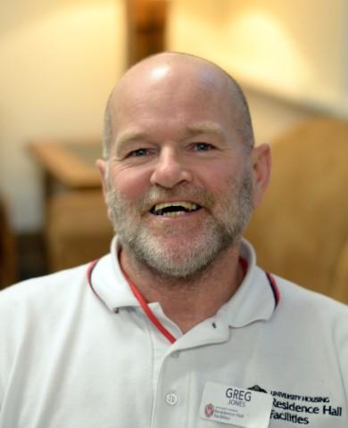 Greg Jones Portrait