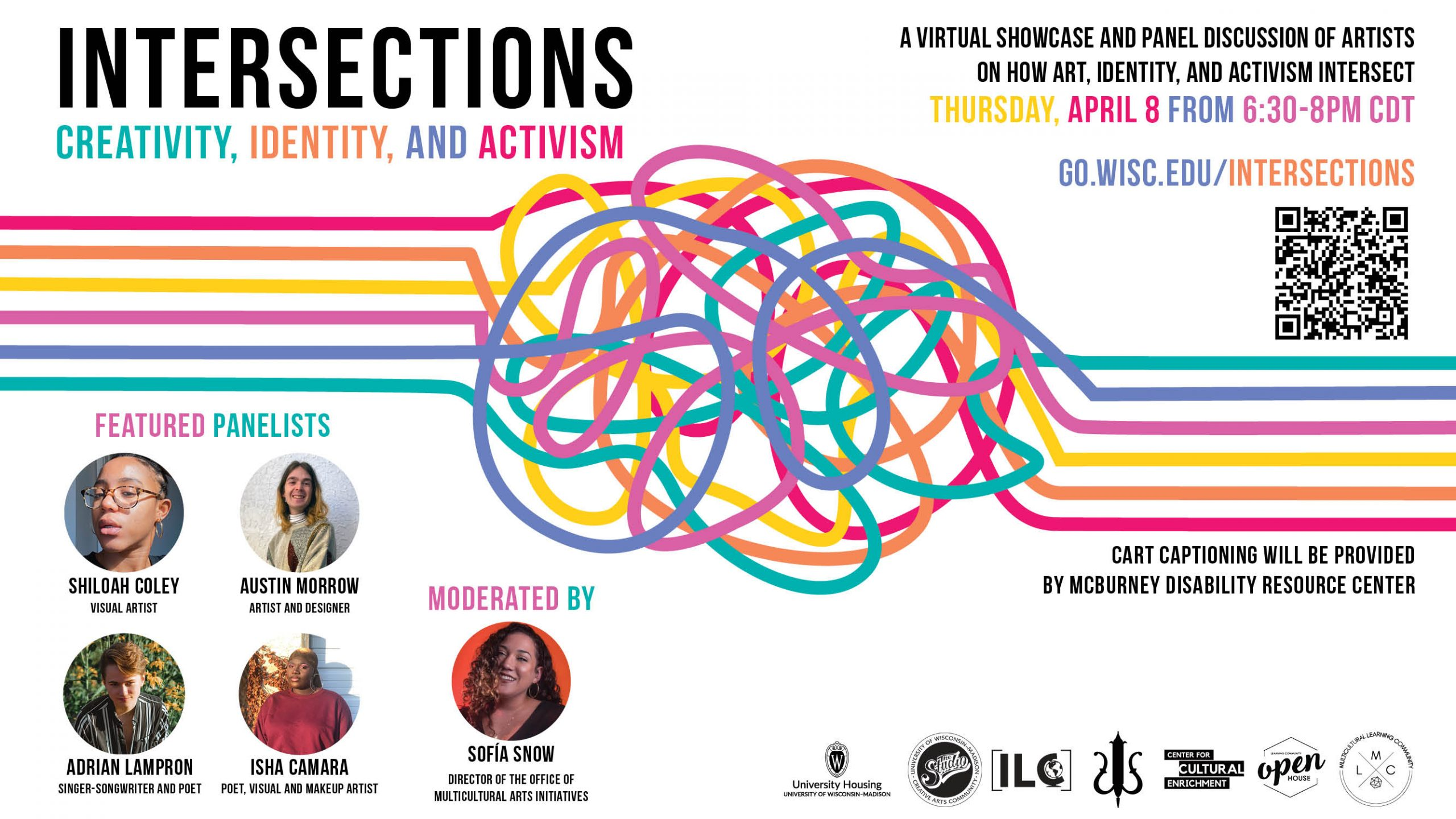 Intersections - Creativity, Identity, and Activism