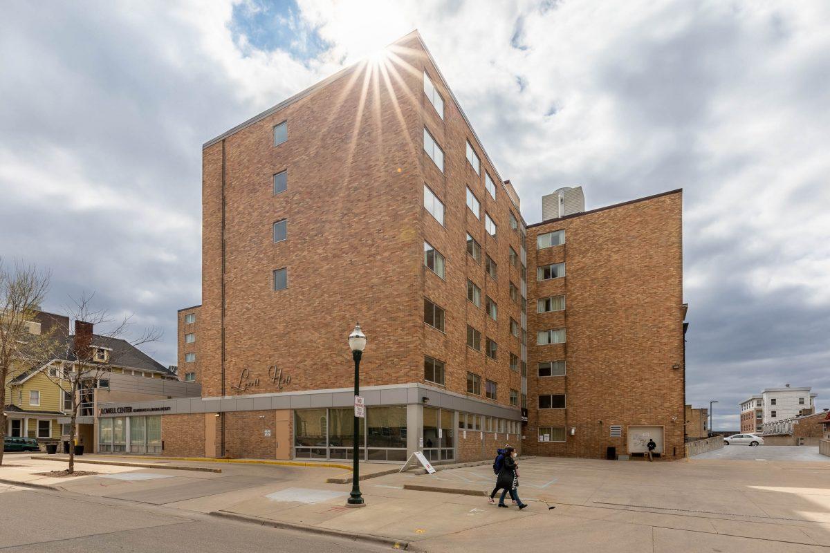 Lowell Center exterior