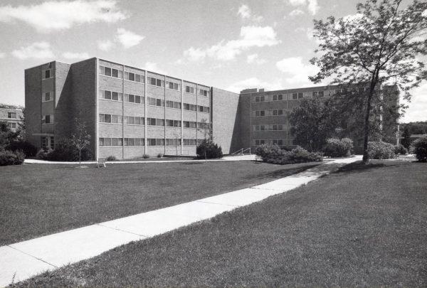 Bradley Hall in May 1975