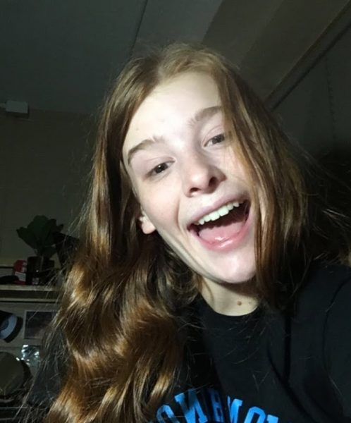 Angie Morin - 2021 BLC Peer Mentor