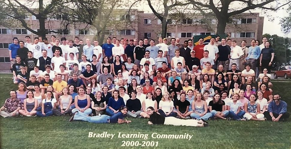 BLC Group Photo 2000-2001