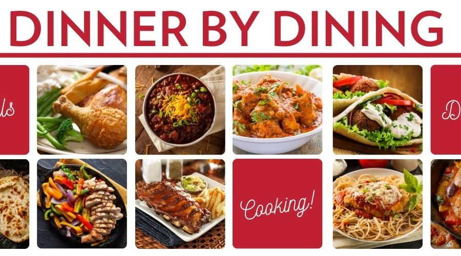Dinner by Dining Web Banner