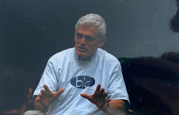 BLC Faculty Fellow Joe Elder