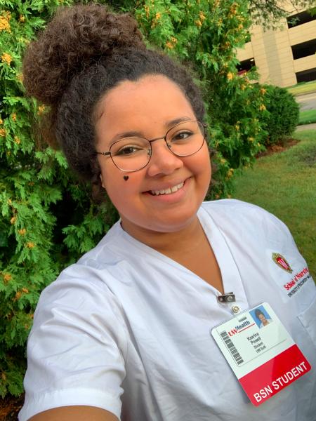 Kaarina Powell - 2021 BLC Peer Mentor
