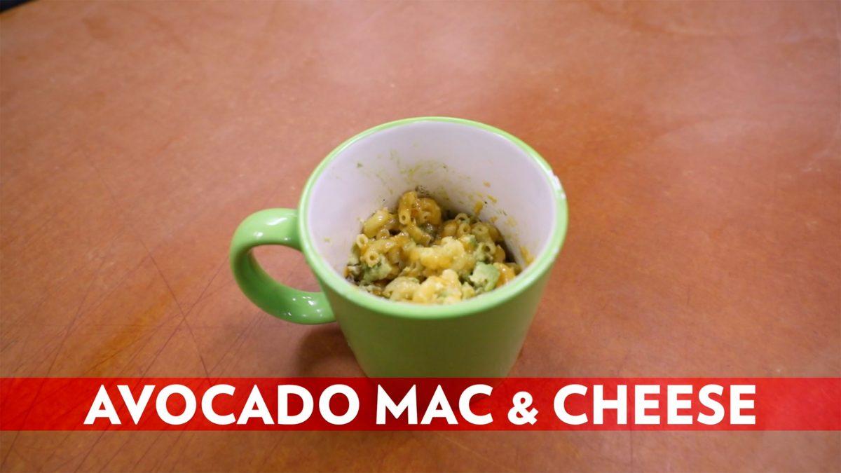 Chef Bites - Avocado Mac & Cheese