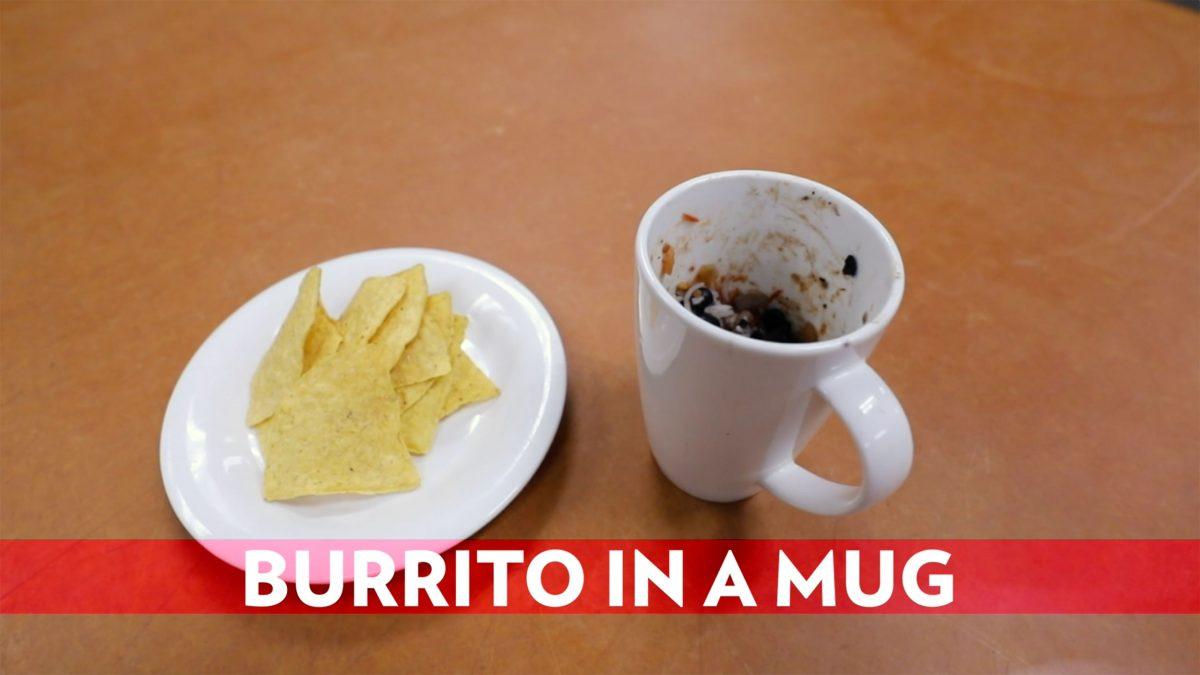 Chef Bites - Burrito in a Mug
