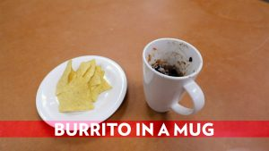 Chef Bites - Burrito in a Mug
