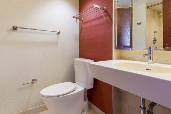 Lowell Double with Bath bathroom photo