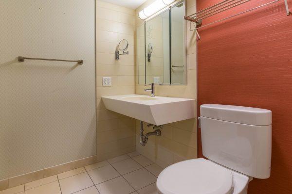 Lowell Triple Type A with Bath bathroom photo