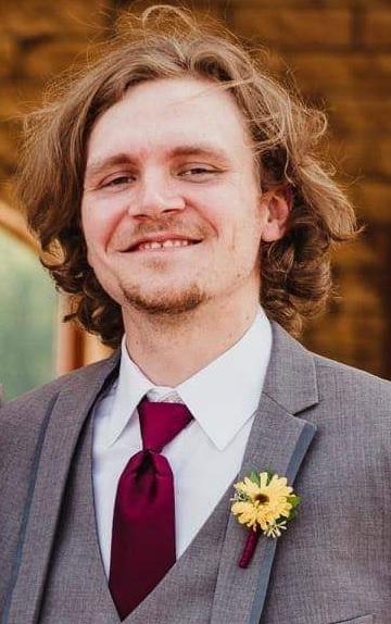 Portrait of Dan Irish