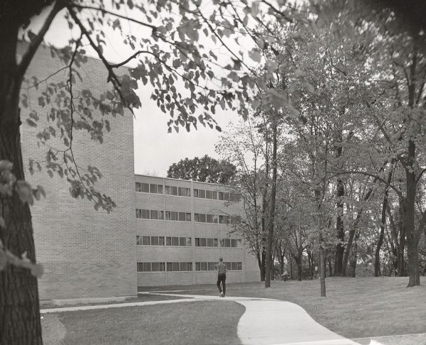 Bradley Hall exterior