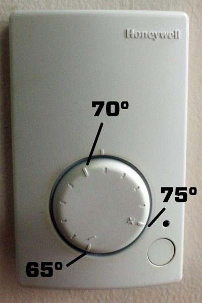 Adams/Tripp thermostat
