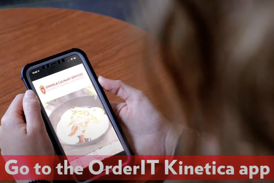 Order IT App